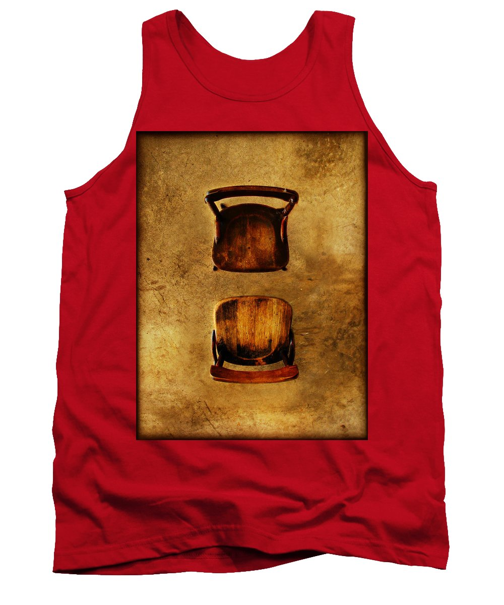 Dipasquale Tank Top featuring the photograph The Space Between You And Me by Dana DiPasquale