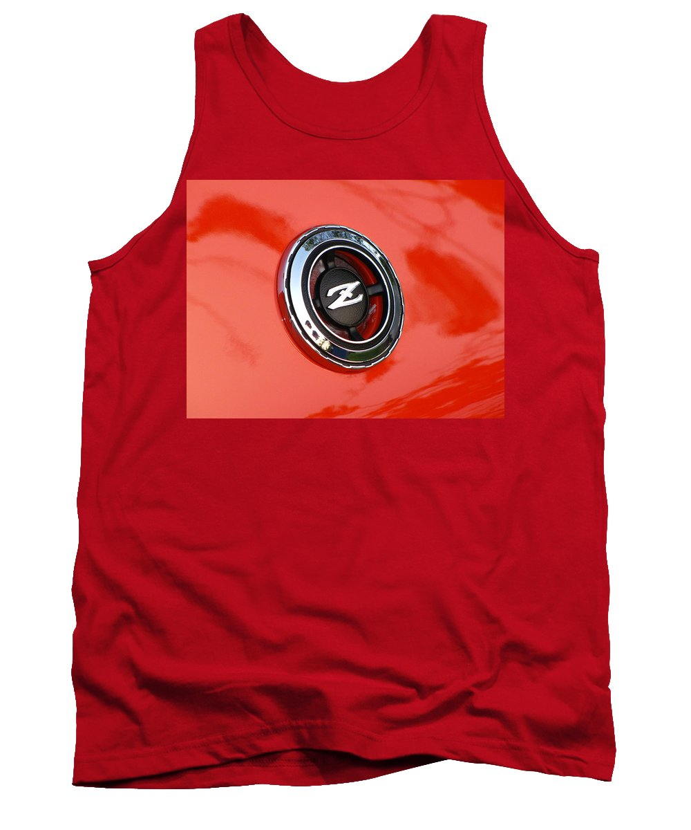 Z Tank Top featuring the photograph The Z by Gary Adkins