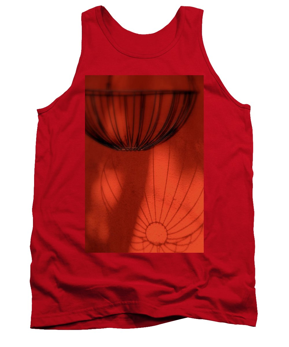 Light Tank Top featuring the photograph There Is Light by Susanne Van Hulst