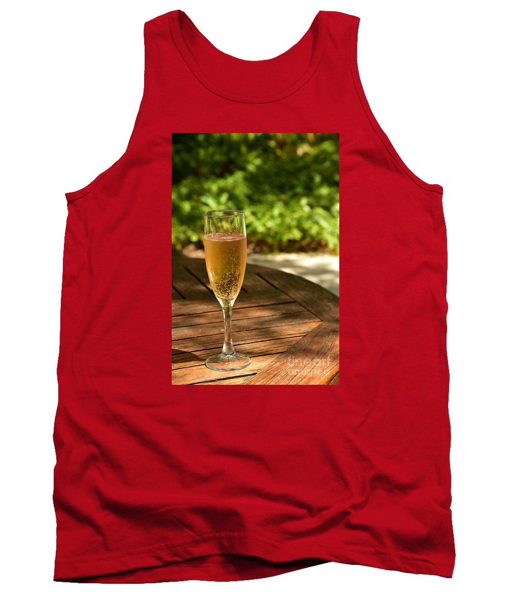 Toast Tank Top featuring the photograph Toast 1 by Lisa Renee Ludlum