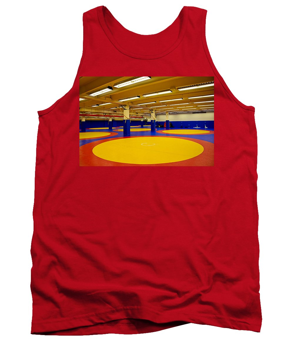 Us Tank Top featuring the photograph Us Otc Study 7 by Robert Meyers-Lussier