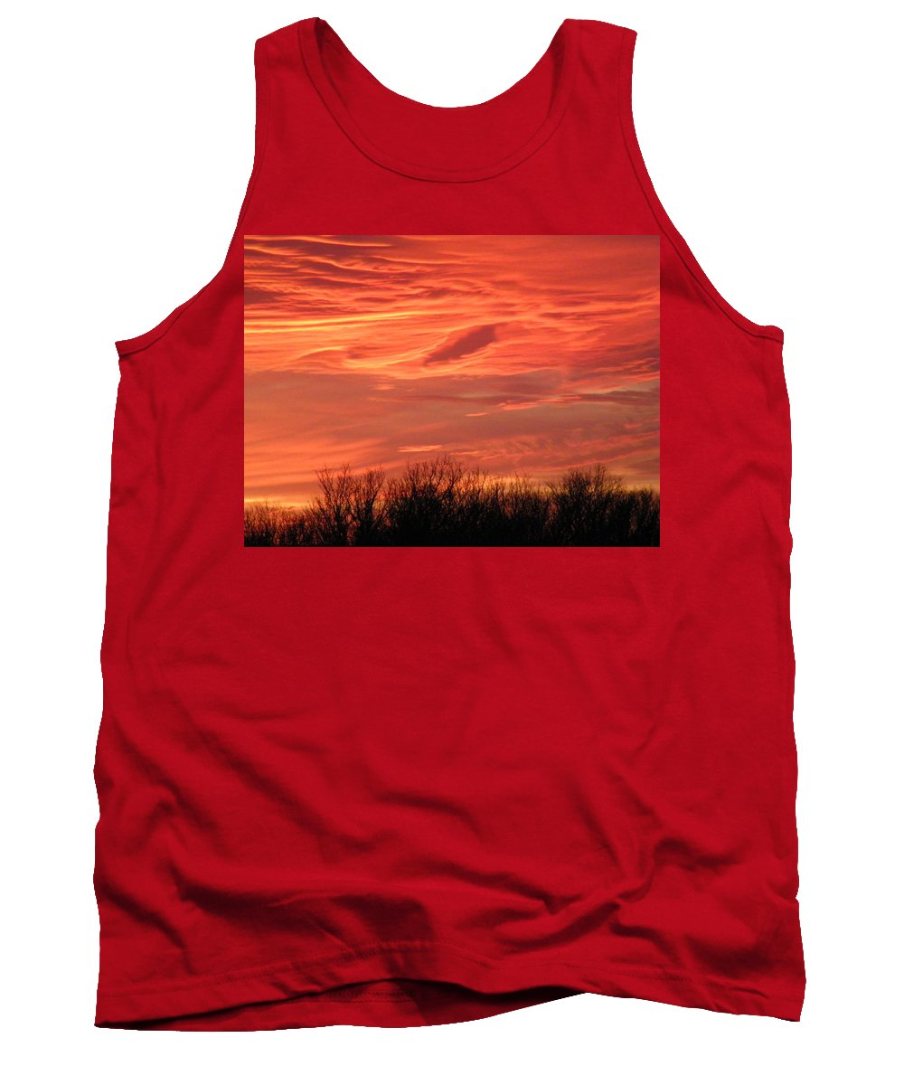 Sunset Tank Top featuring the photograph Who Needs Jupiter by Gale Cochran-Smith