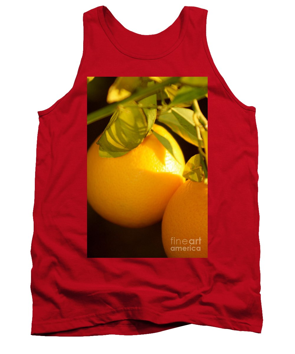 Fruit Tank Top featuring the photograph Winter Fruit by Nadine Rippelmeyer