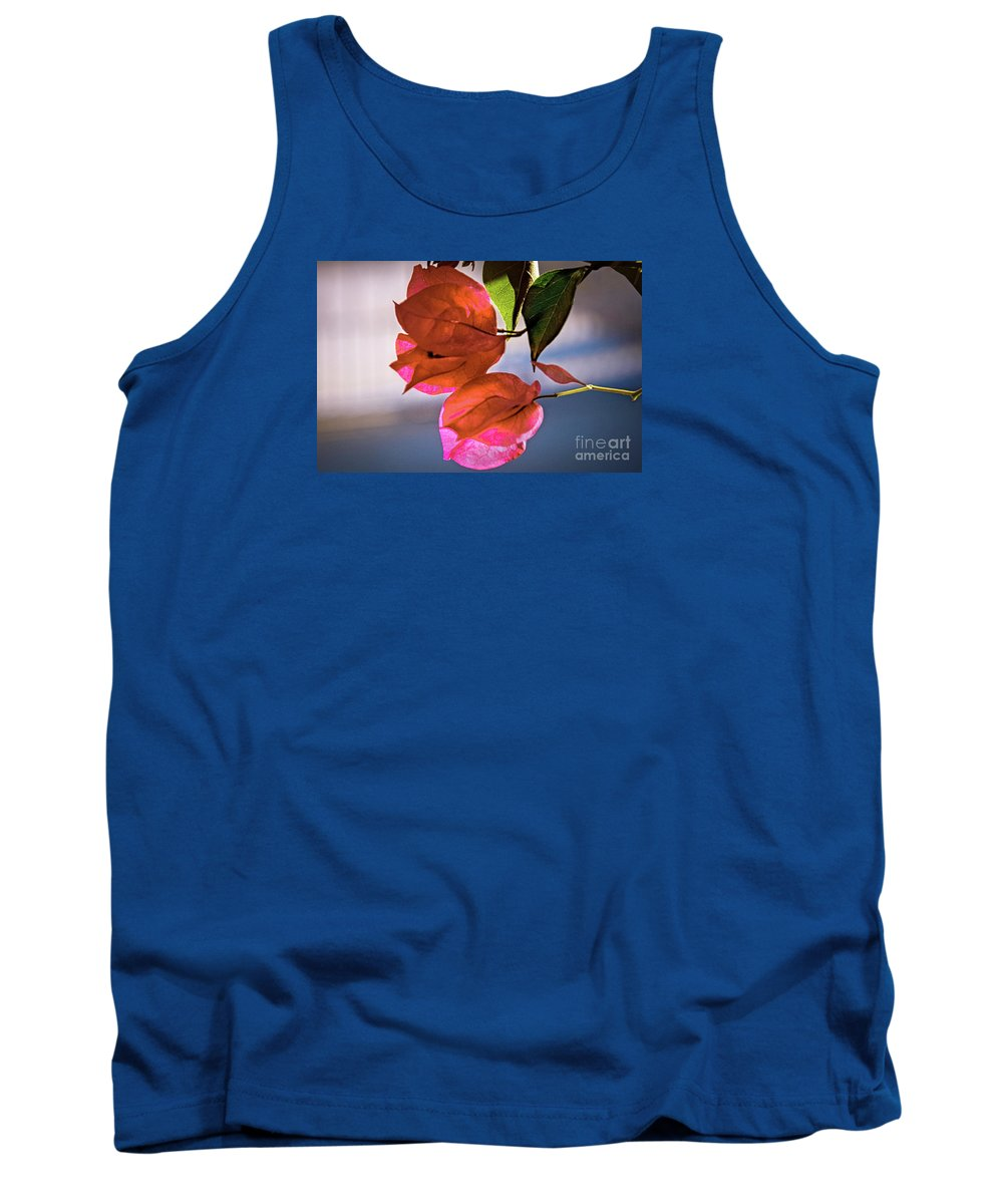 Bougainvillea Tank Top featuring the photograph Bougainvillea by Robert Bales