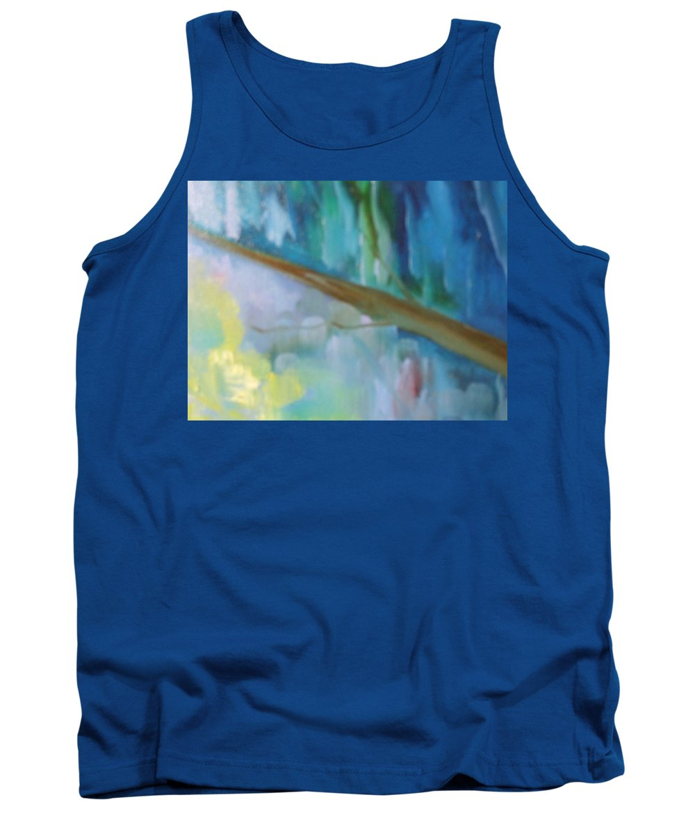 Water Tank Top featuring the painting Roads by Lord Frederick Lyle Morris
