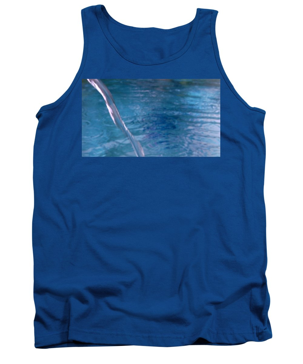 Australia Tank Top featuring the photograph Australia - Weaving Thread Of Water by Jeffrey Shaw