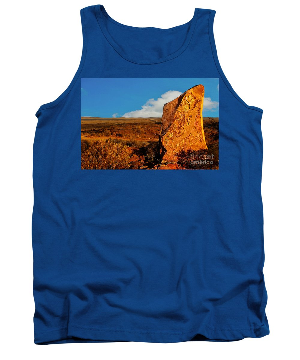Australia Tank Top featuring the photograph Broken Hill 4 by Ben Yassa
