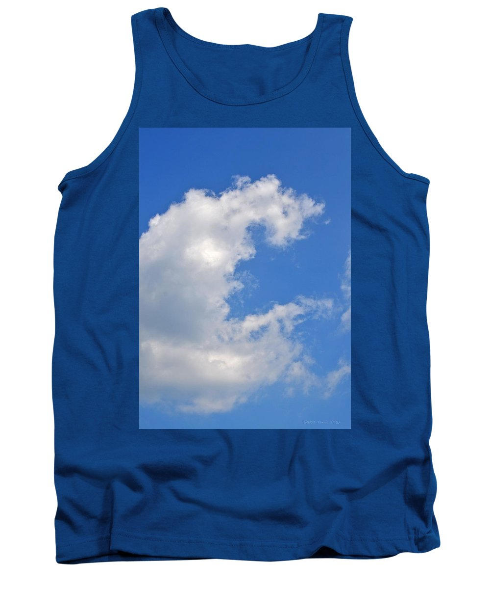 C Tank Top featuring the photograph C by Tara Potts