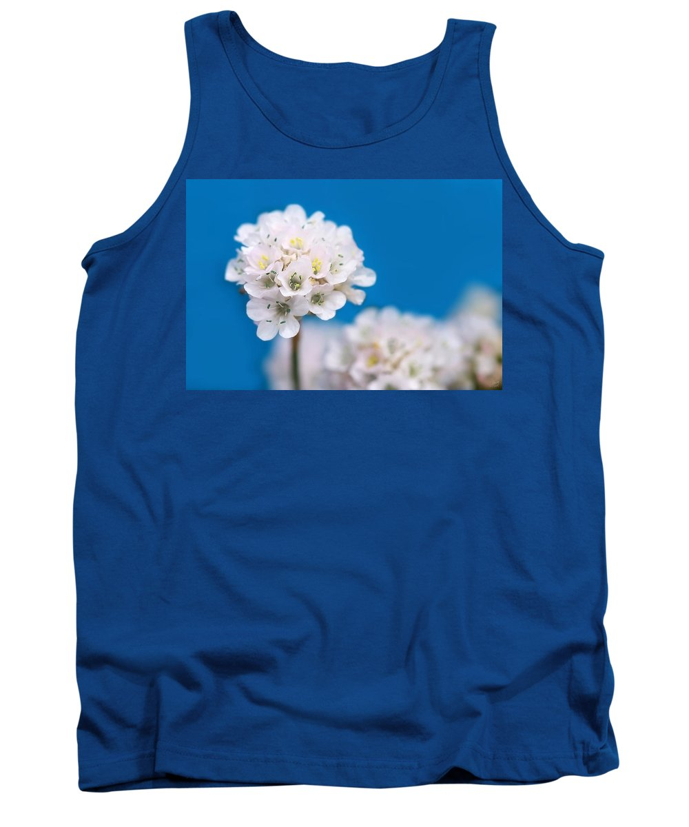 Bokeh Tank Top featuring the photograph Here Comes The Bride by Lisa Knechtel