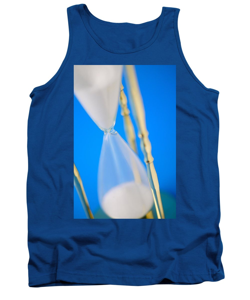 Arranged Tank Top featuring the photograph Hourglass by Don Hammond