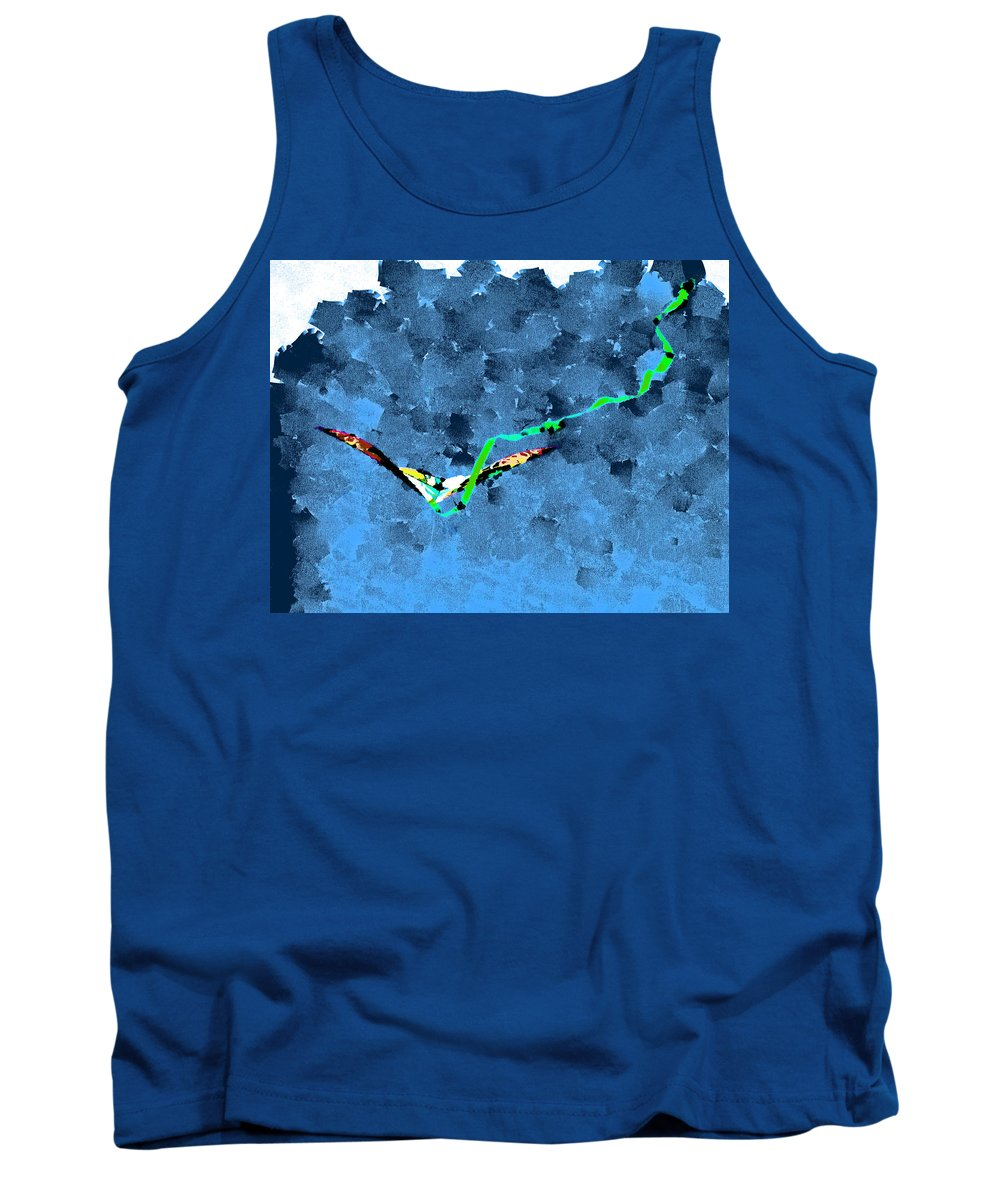 Lightning Tank Top featuring the photograph Looking For Lightening by Steve Taylor