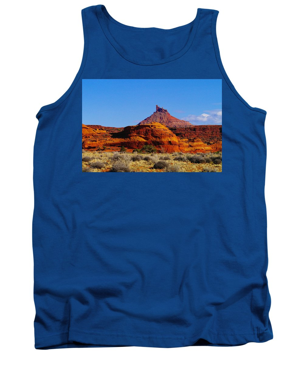 Mountains Tank Top featuring the photograph Southern Utah by Jeff Swan