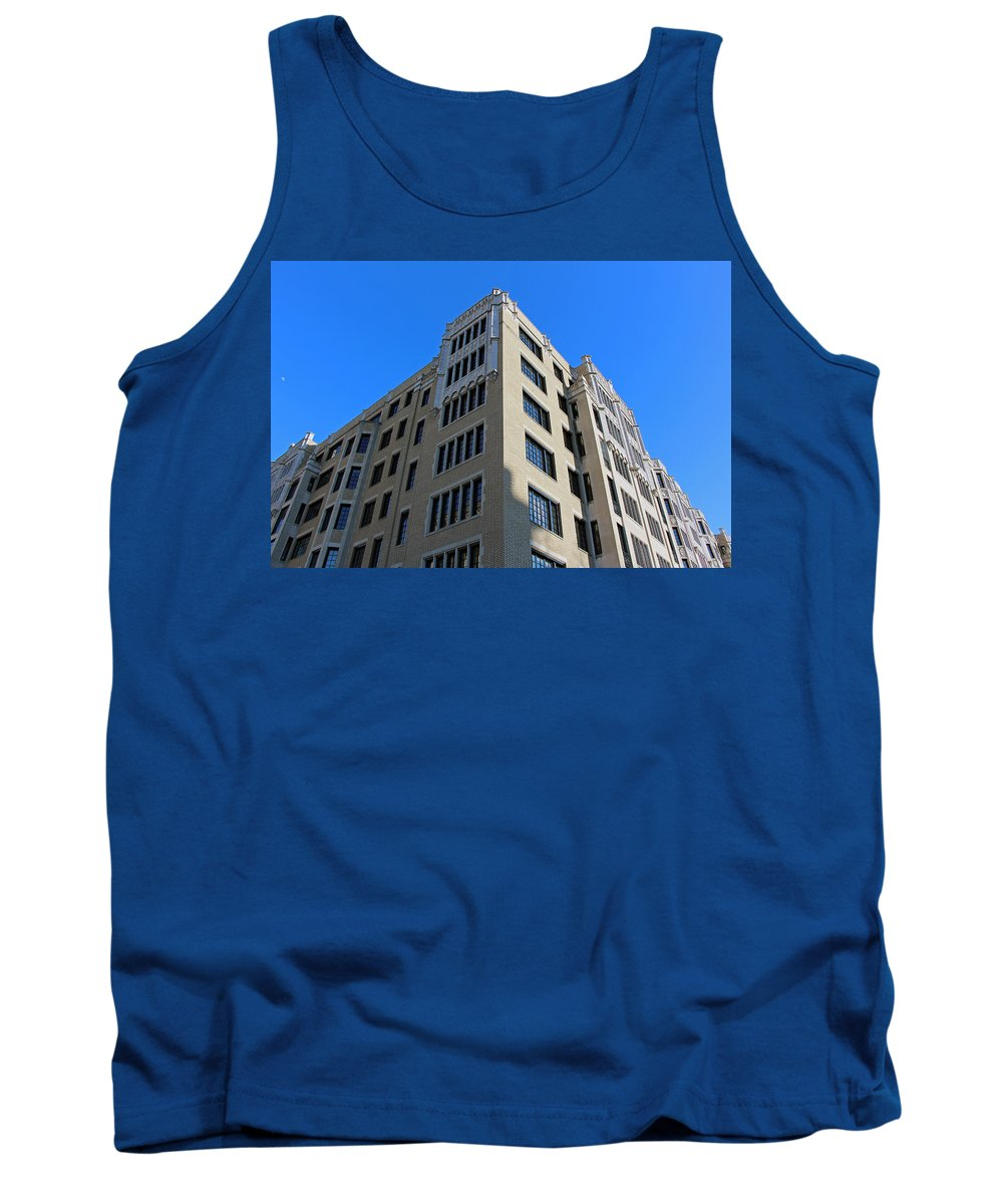 The Tank Top featuring the photograph The Chastleton Back In The Day by Cora Wandel