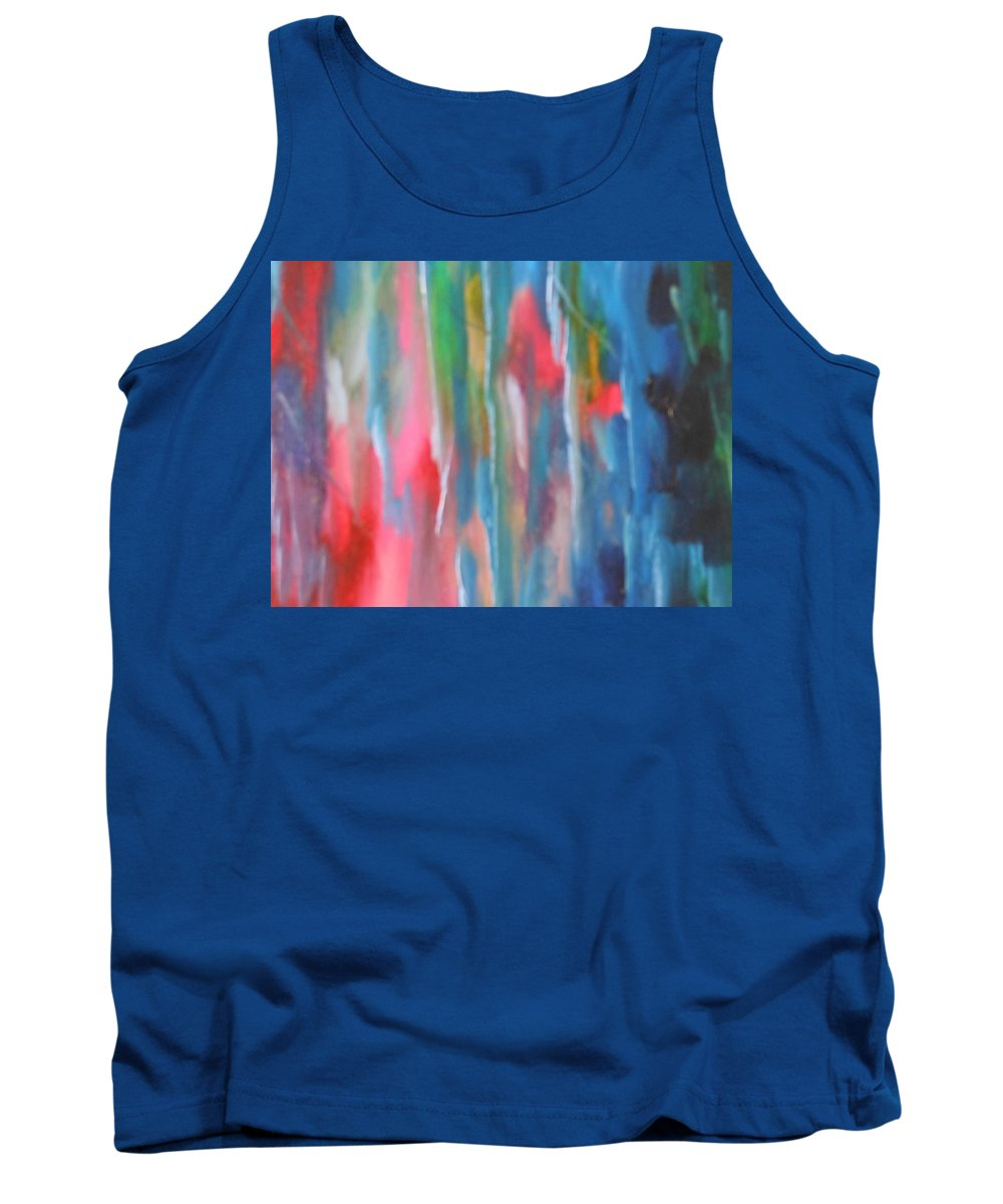 Water Tank Top featuring the painting Water by Lord Frederick Lyle Morris