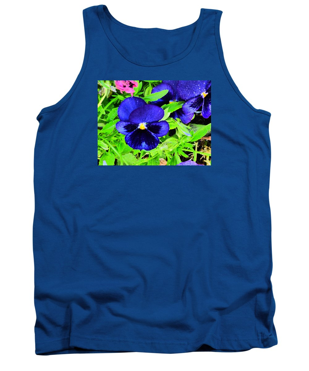 Paul Stanner Tank Top featuring the photograph One Moment More by Paul Stanner