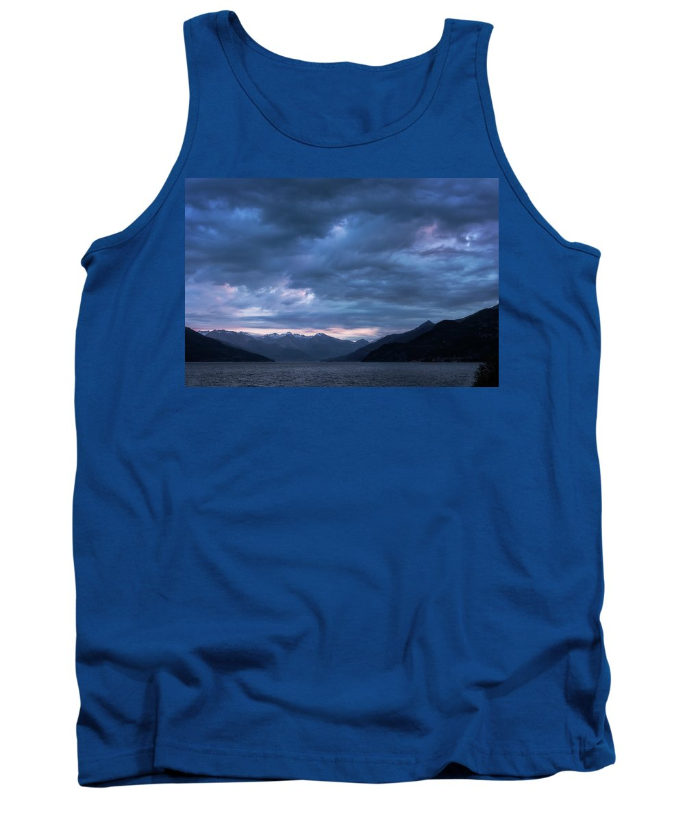 Bedroom Tank Top featuring the photograph Untitled by Jarrett Griffin