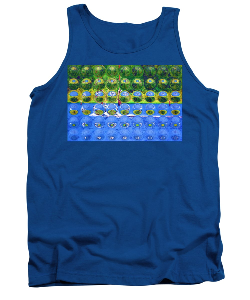 Boat Tank Top featuring the photograph Afternoon Cruise by Donna Bentley