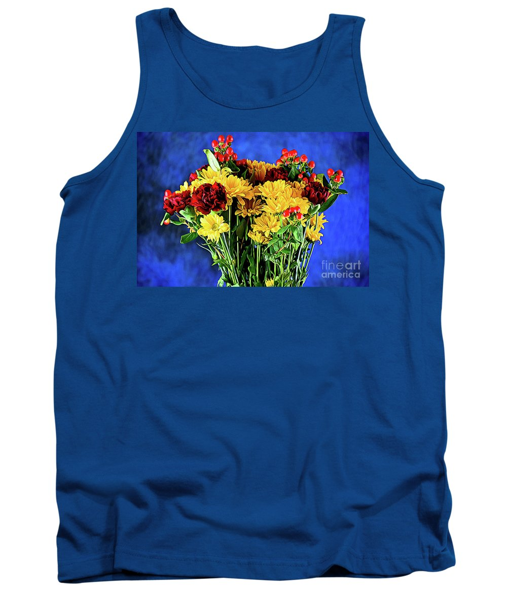 Cherished Love 121117-1 Tank Top featuring the photograph Cherished Love 121117-1 by Ray Shrewsberry