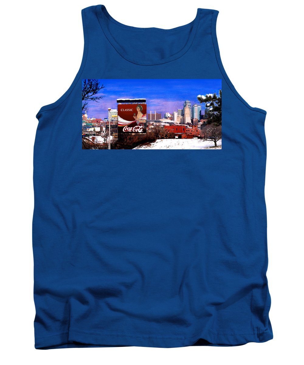 Landscape Tank Top featuring the photograph Classic by Steve Karol
