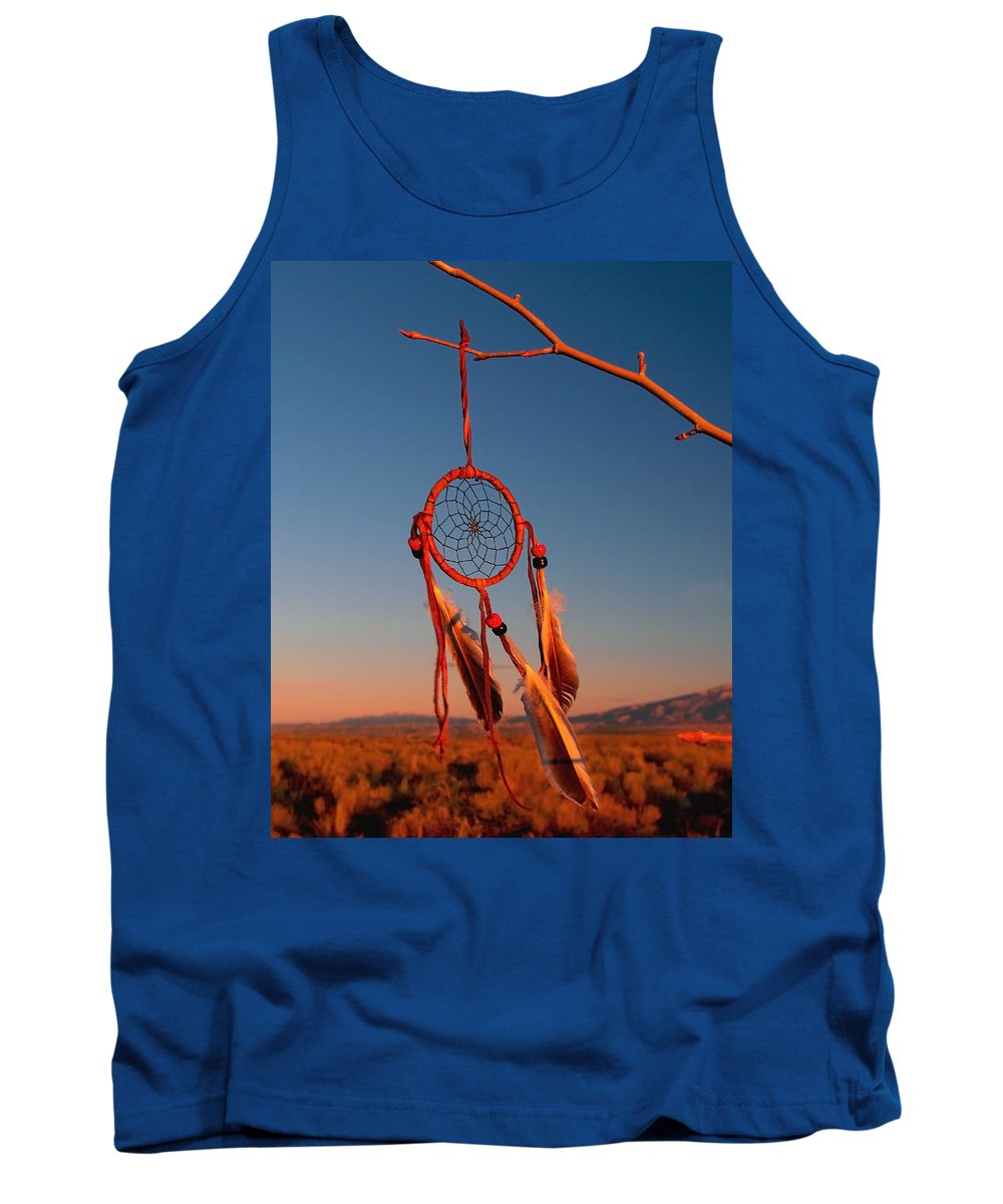 Desert Tank Top featuring the photograph Desert Dream by Pablo DeLuna