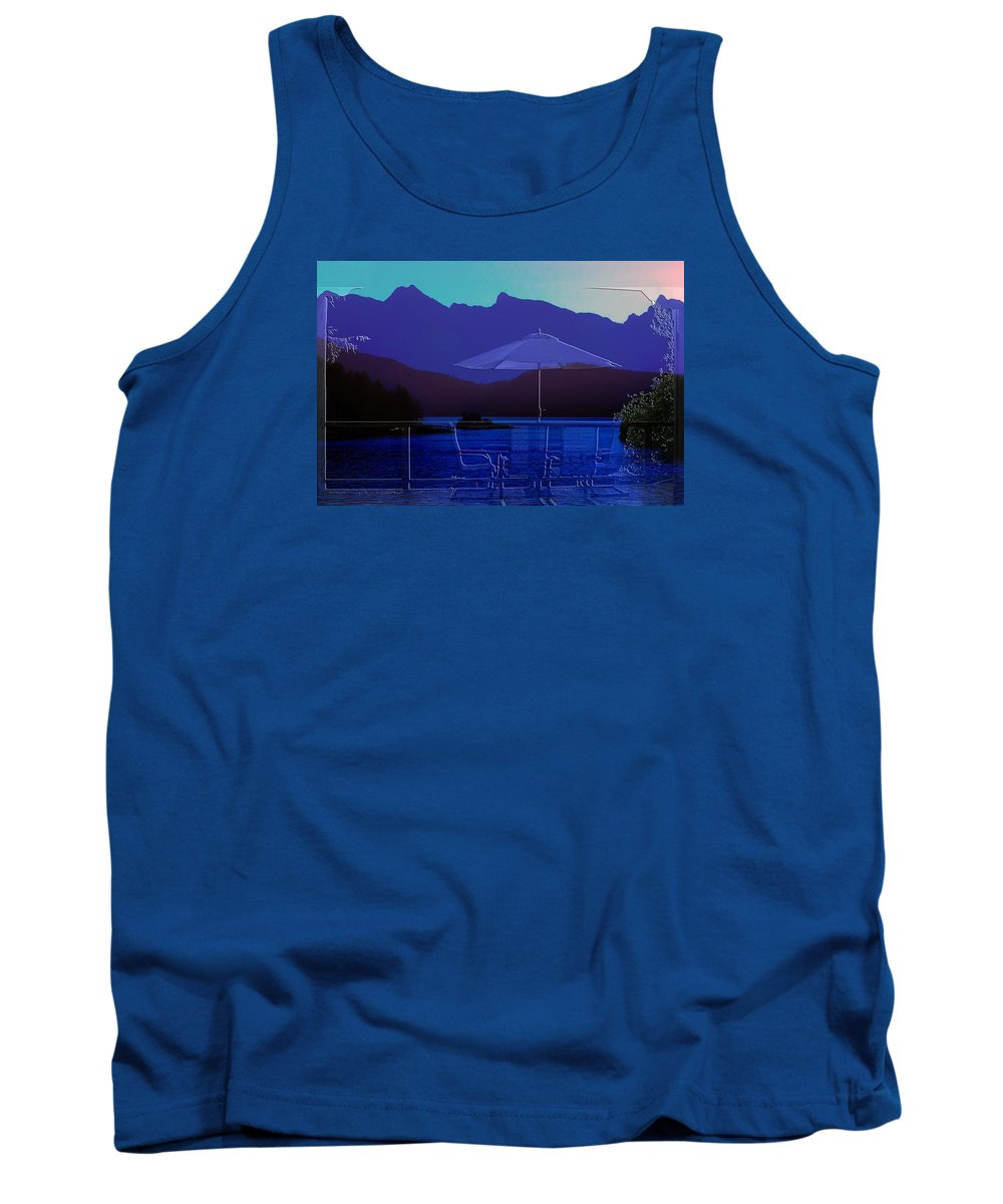 Water Tank Top featuring the photograph Dream Big by Ed Hall