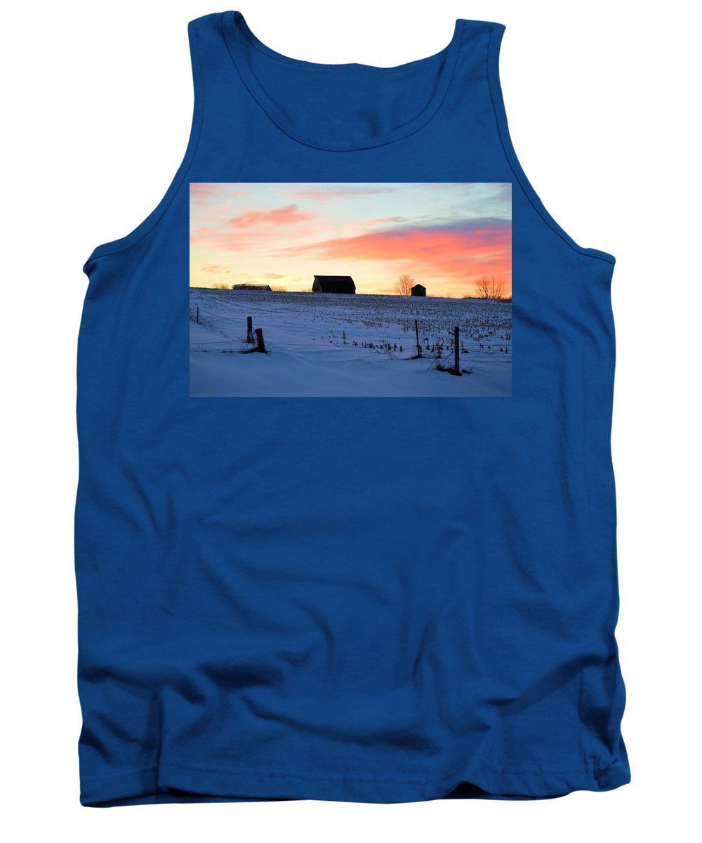 Sunrise Tank Top featuring the photograph Grand Sunrise by Bonfire Photography