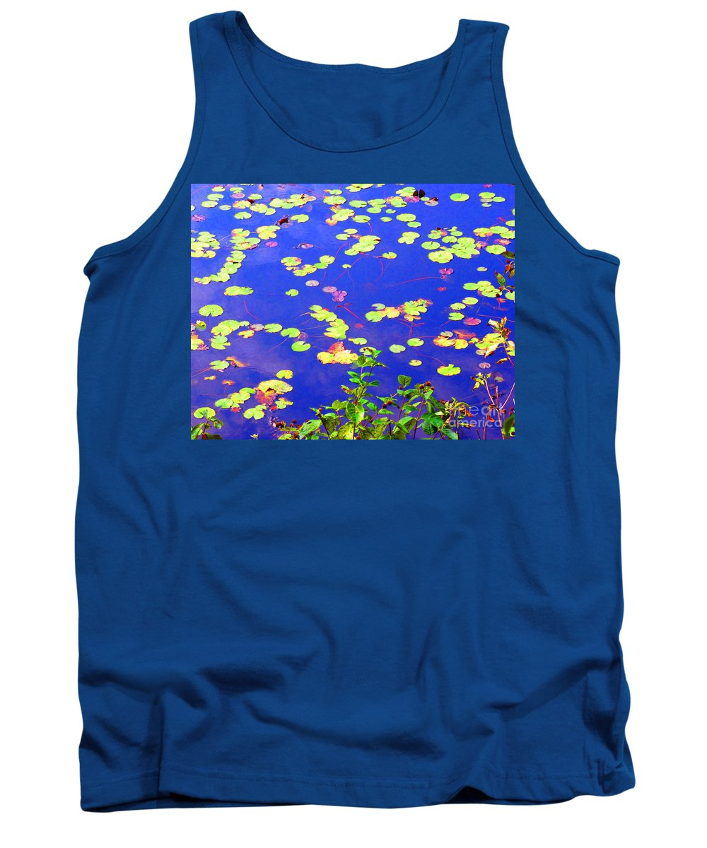 Water Tank Top featuring the photograph Innocence by Sybil Staples