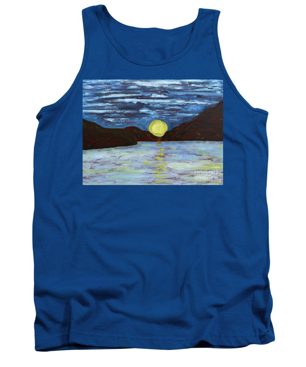 Landscape Tank Top featuring the photograph Irish Landscape 17 by Patrick J Murphy