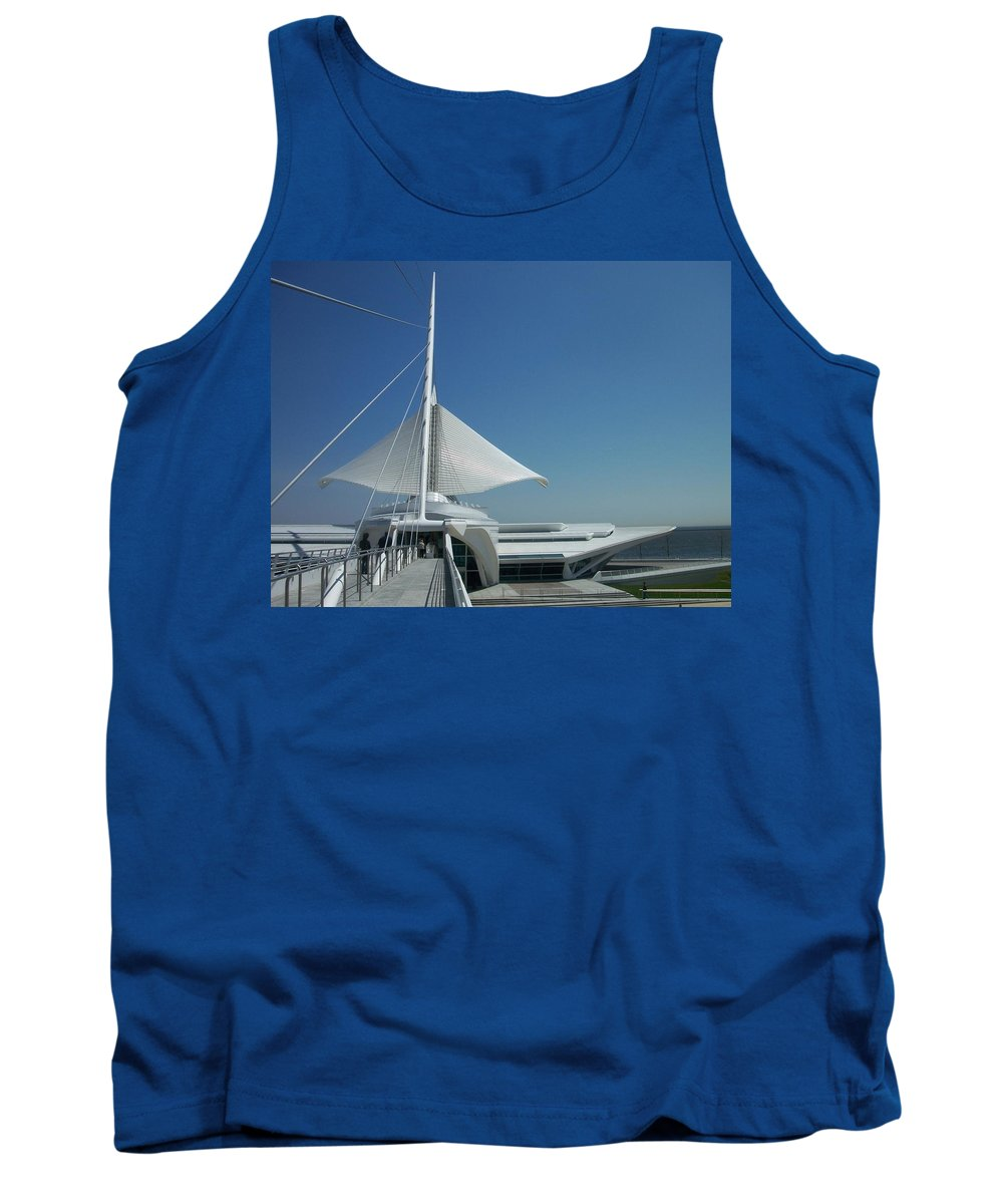 Mam Tank Top featuring the photograph Mam Series 2 by Anita Burgermeister