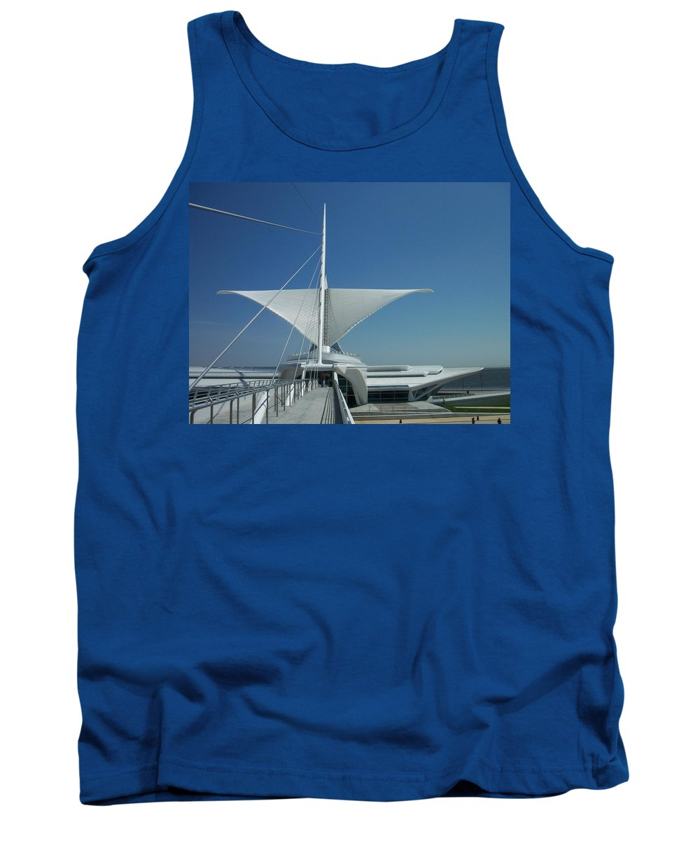 Mam Tank Top featuring the photograph Mam Series 4 by Anita Burgermeister