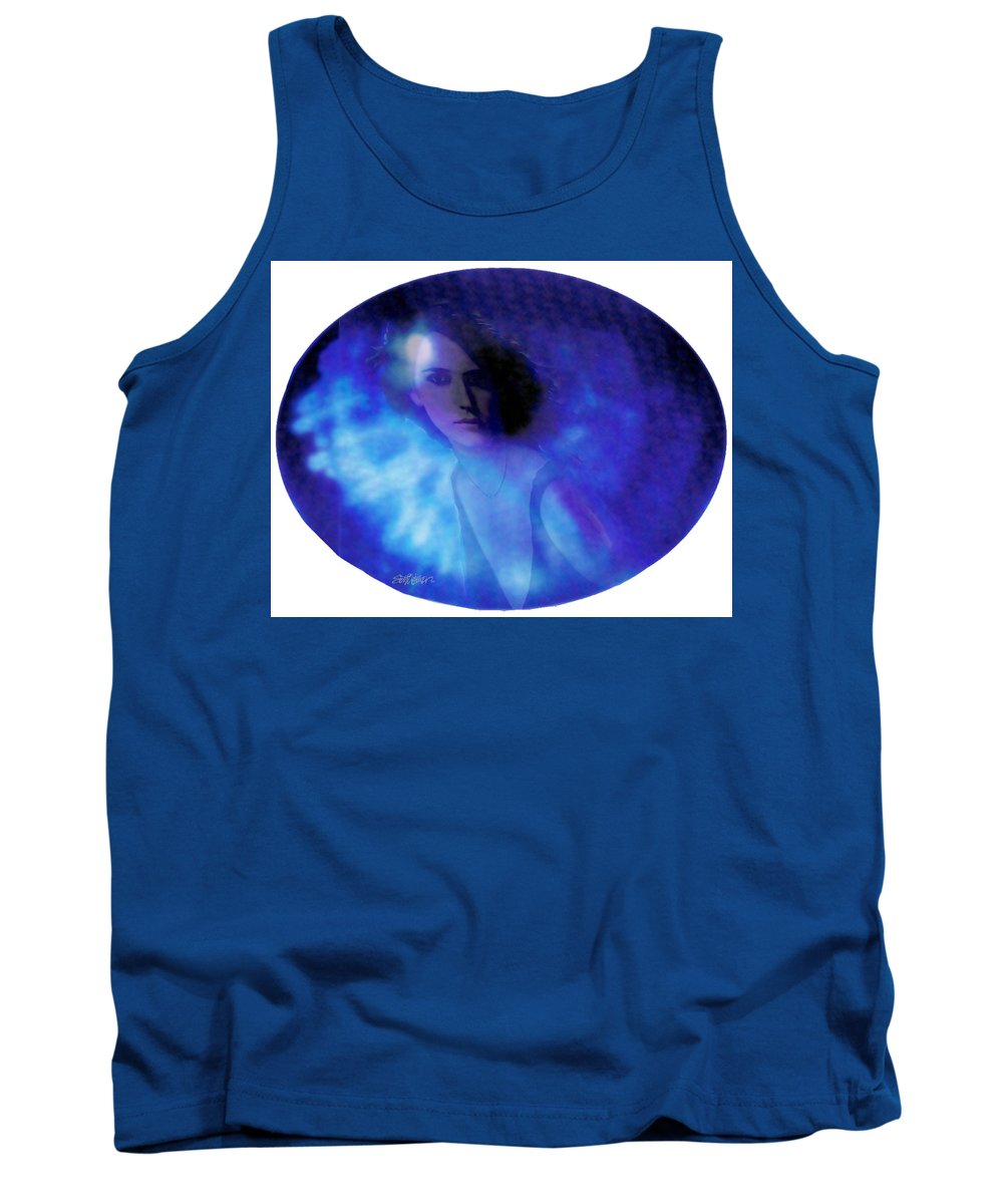 Abstract Tank Top featuring the photograph My Eye's Delight by Seth Weaver
