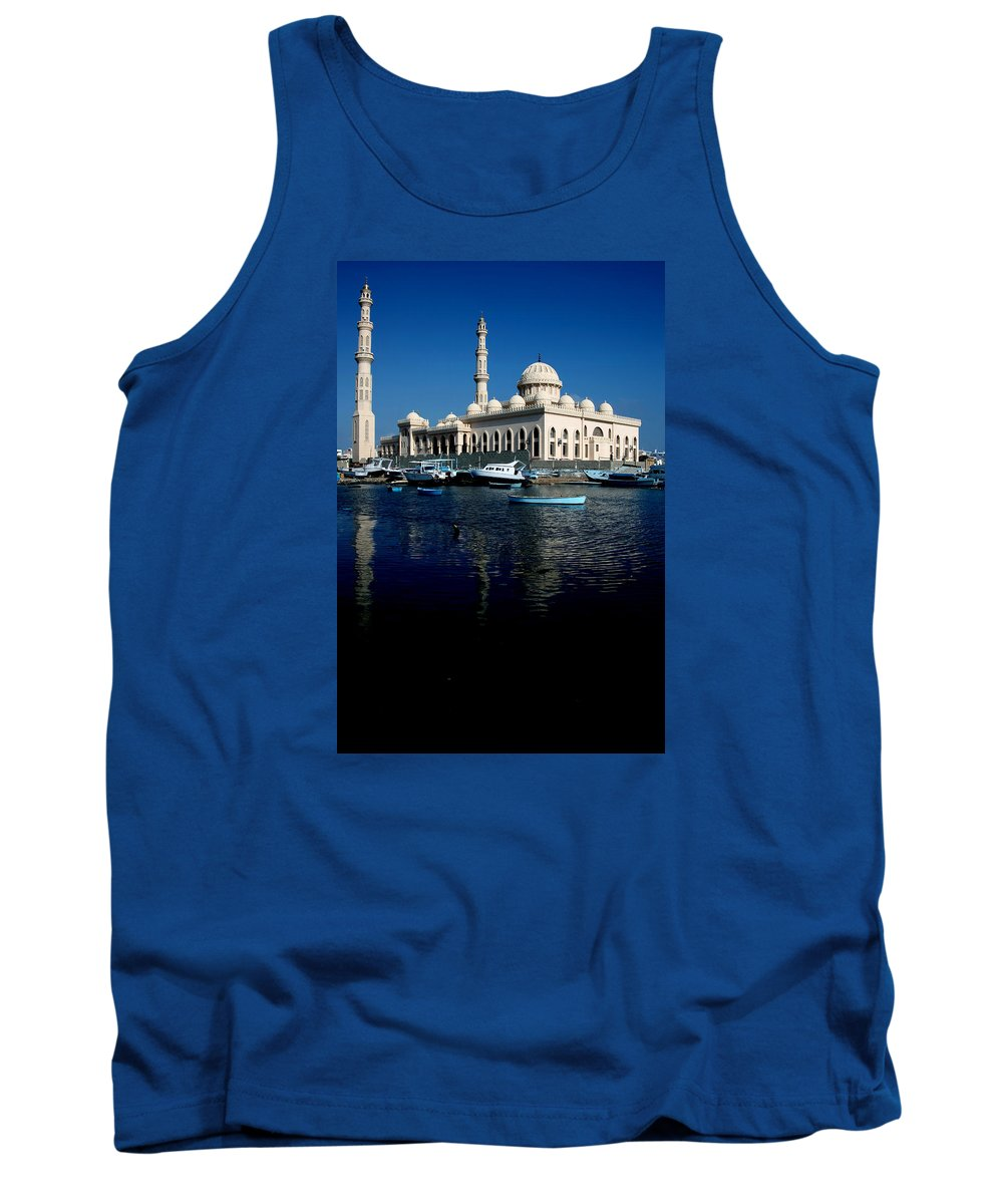 Hurghada Tank Top featuring the photograph The Pacitude Of It by Jez C Self