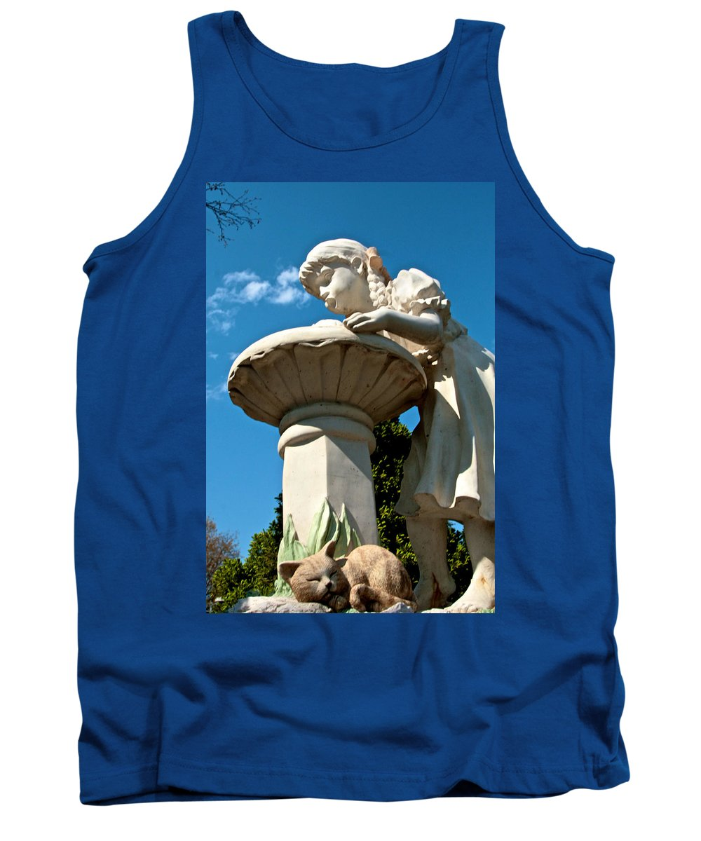 Water Tank Top featuring the photograph Thirst by Robert Pearson