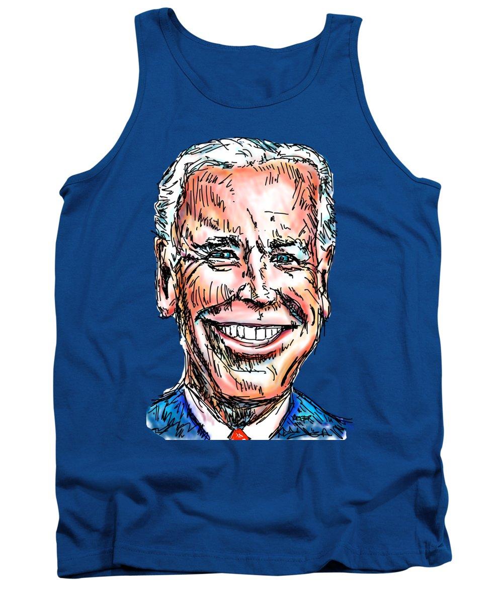 Joe Biden Tank Tops