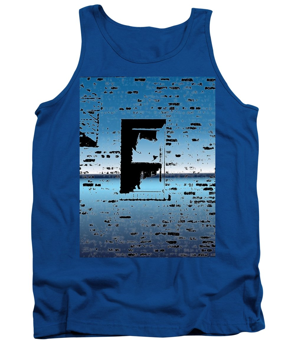 Window Tank Top featuring the photograph Water Window by Tim Allen