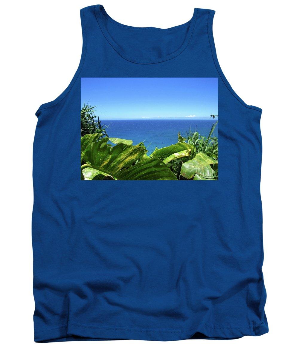 Tank Top featuring the photograph Western Shore Kauai by Ryan Crandall