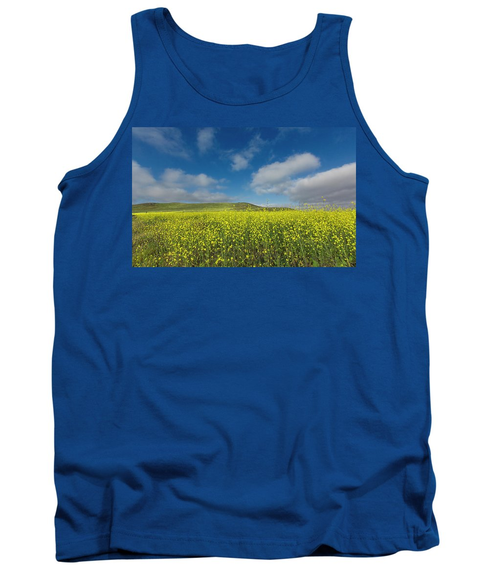 Wild Flower Tank Top featuring the photograph Wild Flower by Jessica Nguyen
