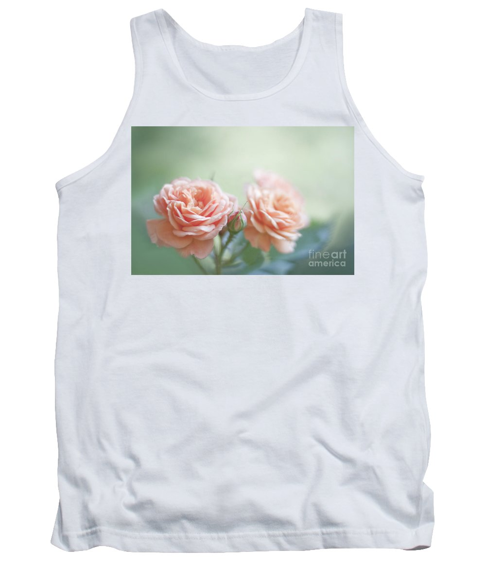 Rose Tank Top featuring the photograph Bathing In Light by Maria Ismanah Schulze-Vorberg