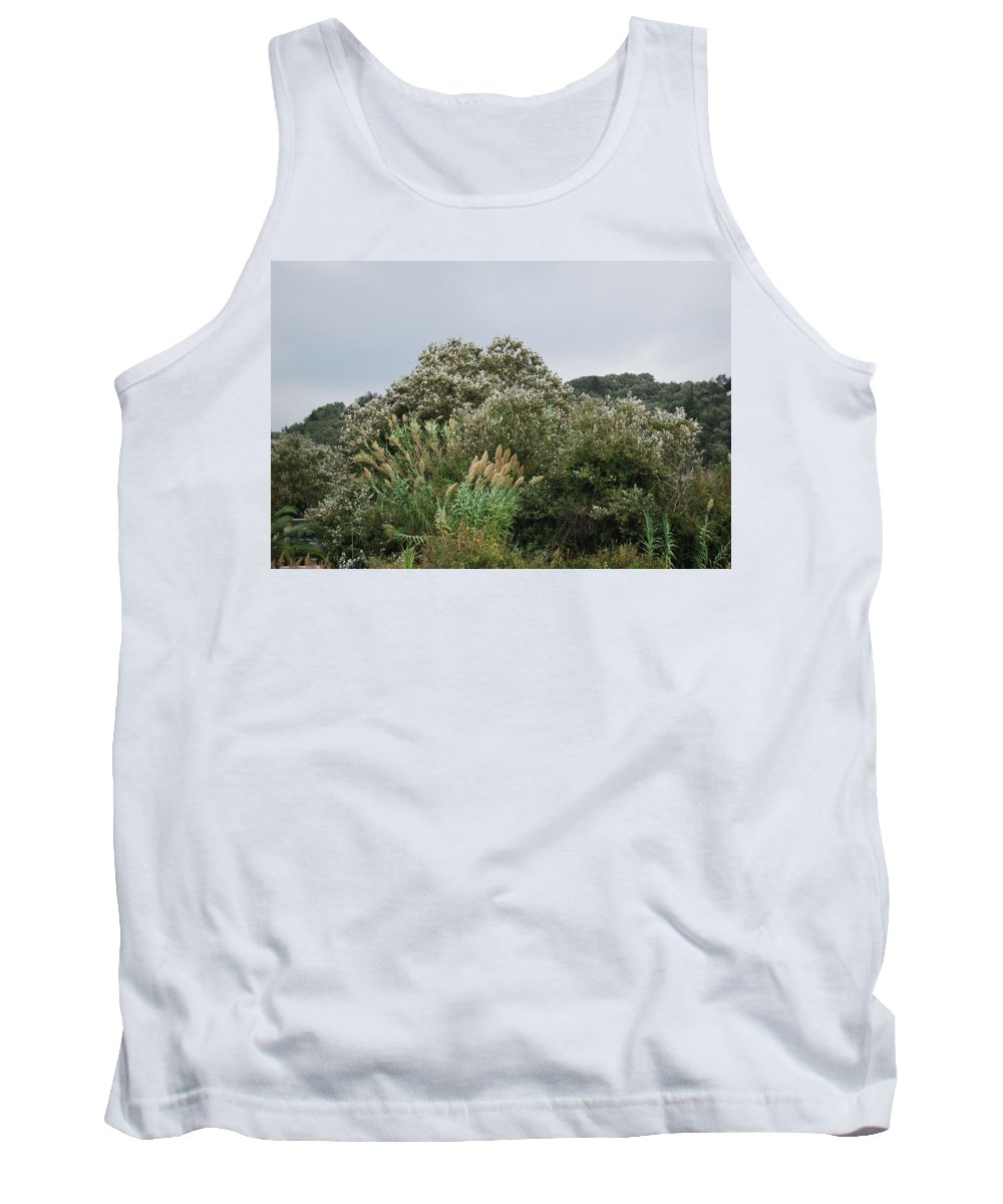 Cool Breeze Tank Top featuring the photograph Cool Breeze by George Katechis