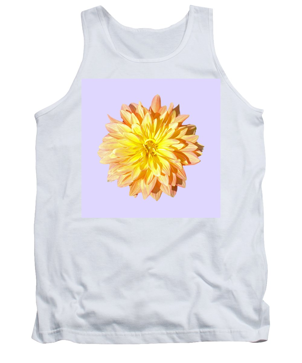 Charles Tank Top featuring the photograph Dahlia by Charles Harden