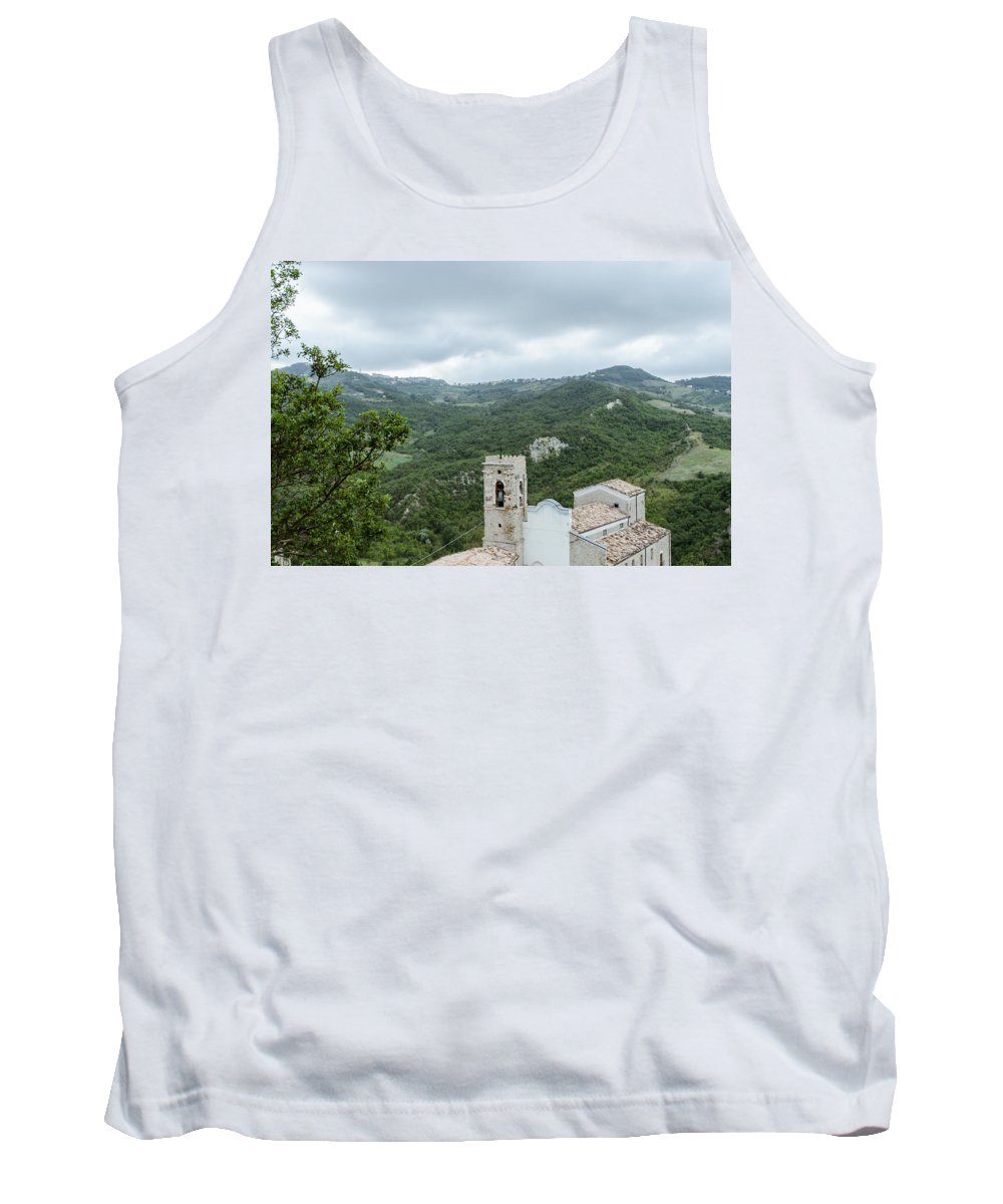 Landscape Tank Top featuring the photograph Memories by Andrea Mazzocchetti