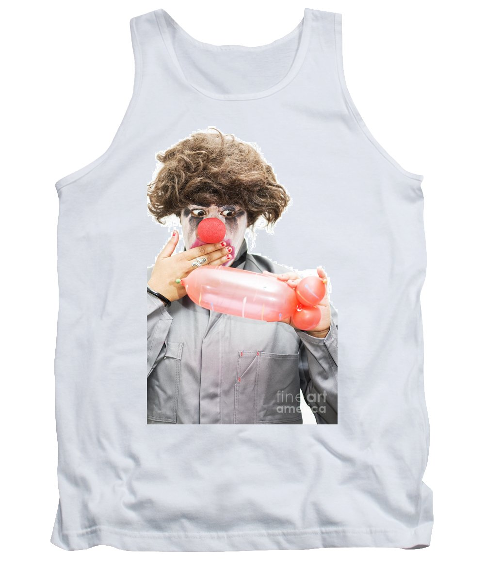 Adventuresome Tank Top featuring the photograph Naughty Thoughty by Jorgo Photography - Wall Art Gallery