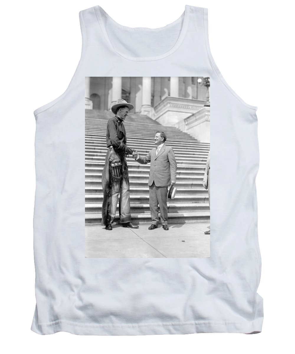 1919 Tank Top featuring the photograph Ralph E by Granger