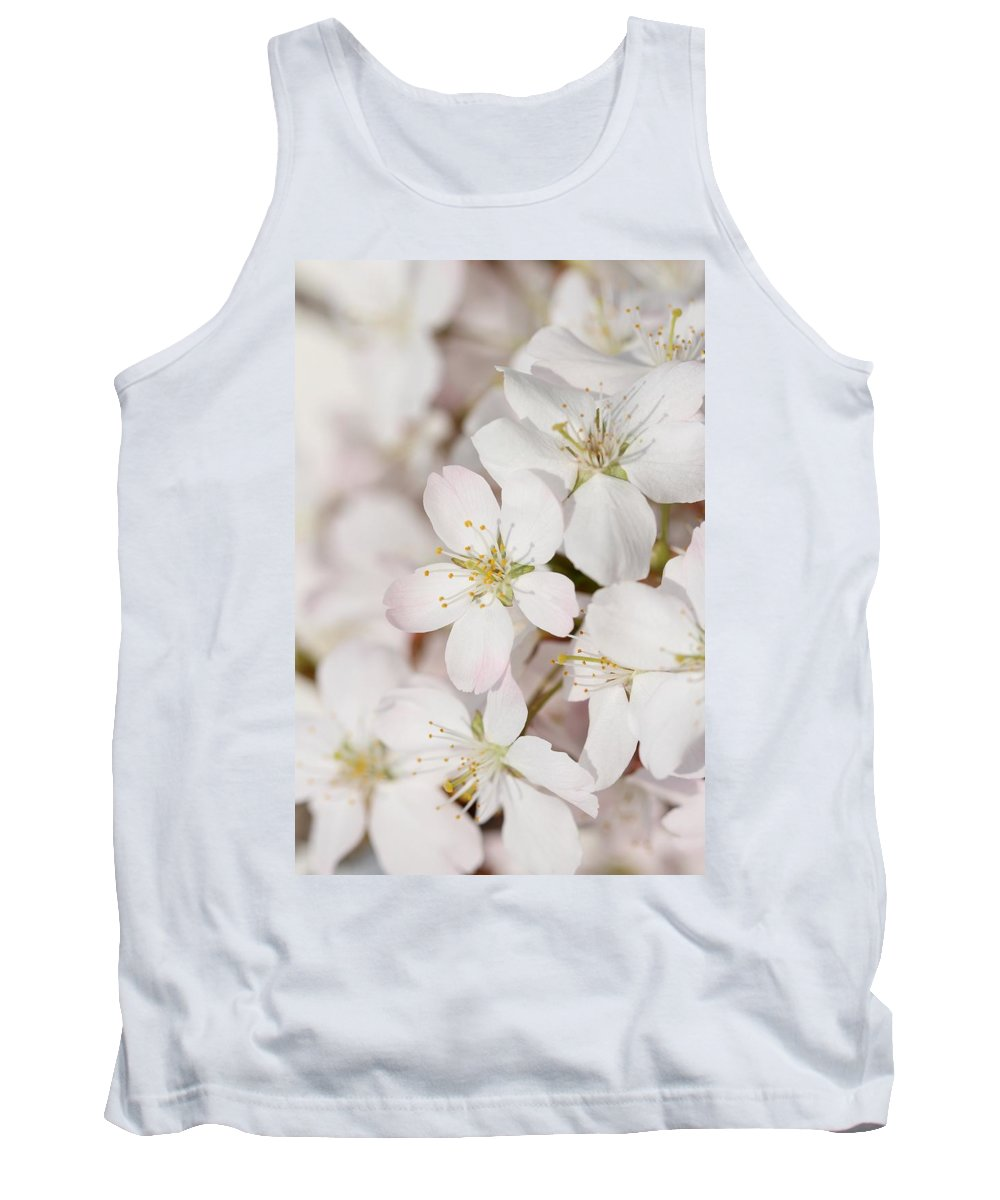 Flowers Tank Top featuring the photograph Spring Flower by Heike Hultsch