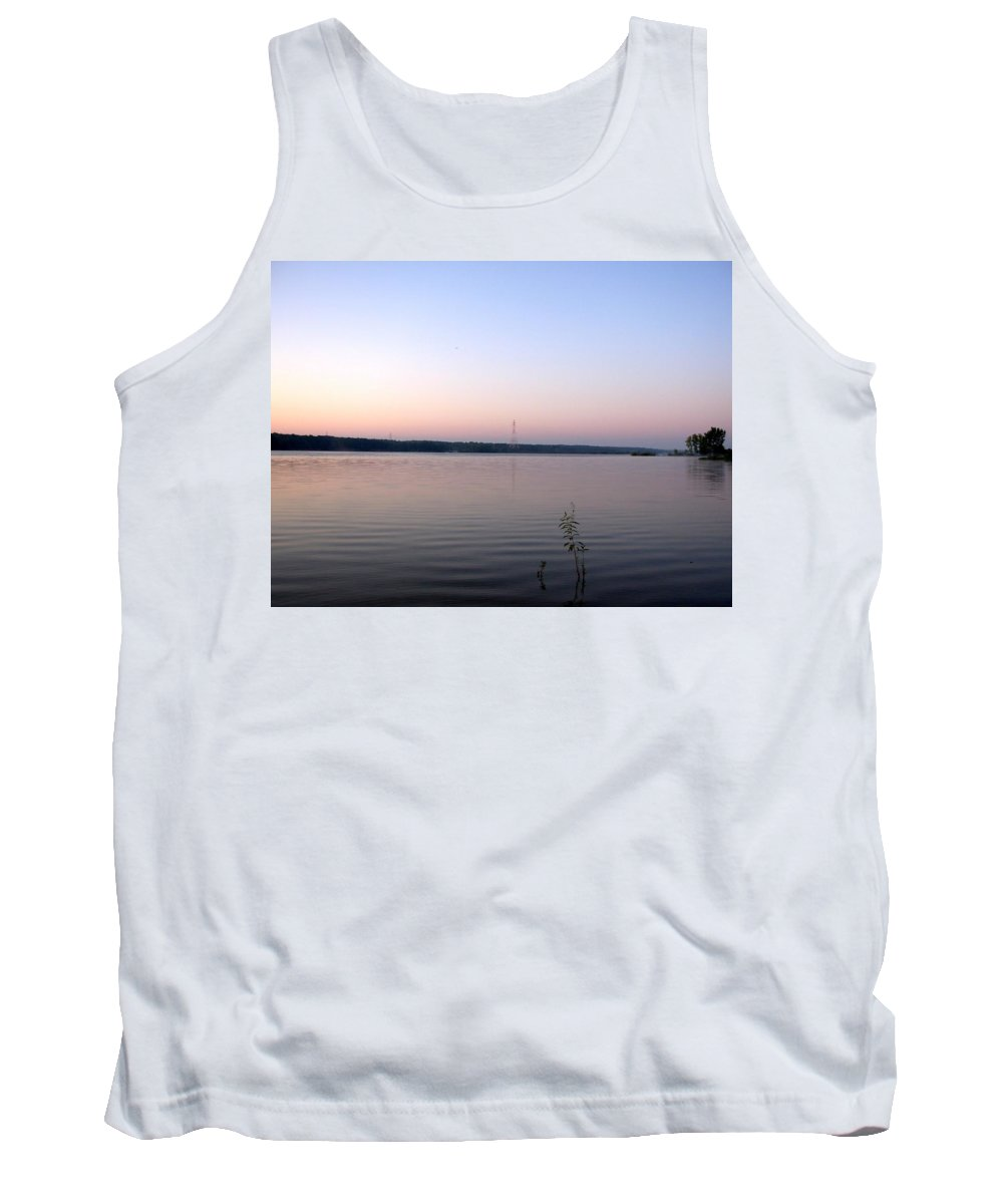 Lake Tank Top featuring the photograph 1220c by Kimberlie Gerner