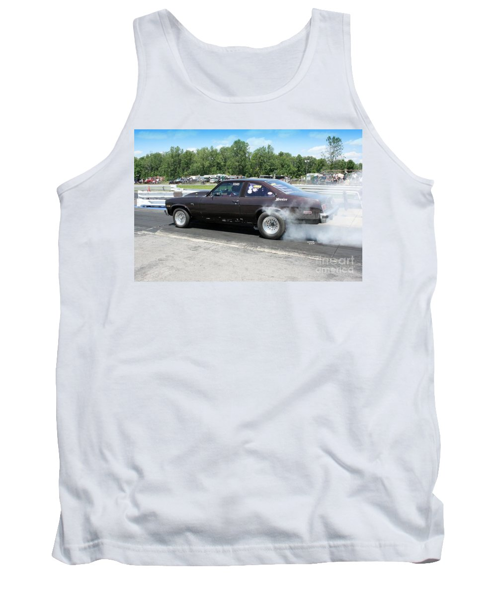 07-06-14 Tank Top featuring the photograph 1976 07-06-14 Esta Safety Park by Vicki Hopper