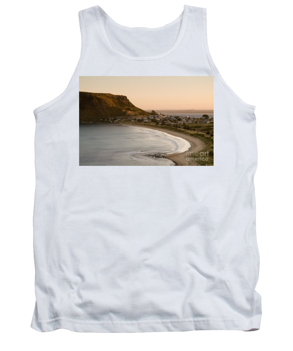 Aussie Tank Top featuring the photograph Stanley Tasmania by Tim Hester