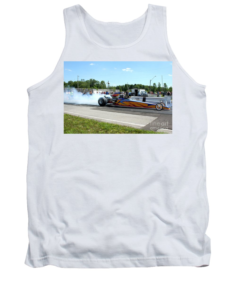 07-06-14 Tank Top featuring the photograph 2234 07-06-14 Esta Safety Park by Vicki Hopper