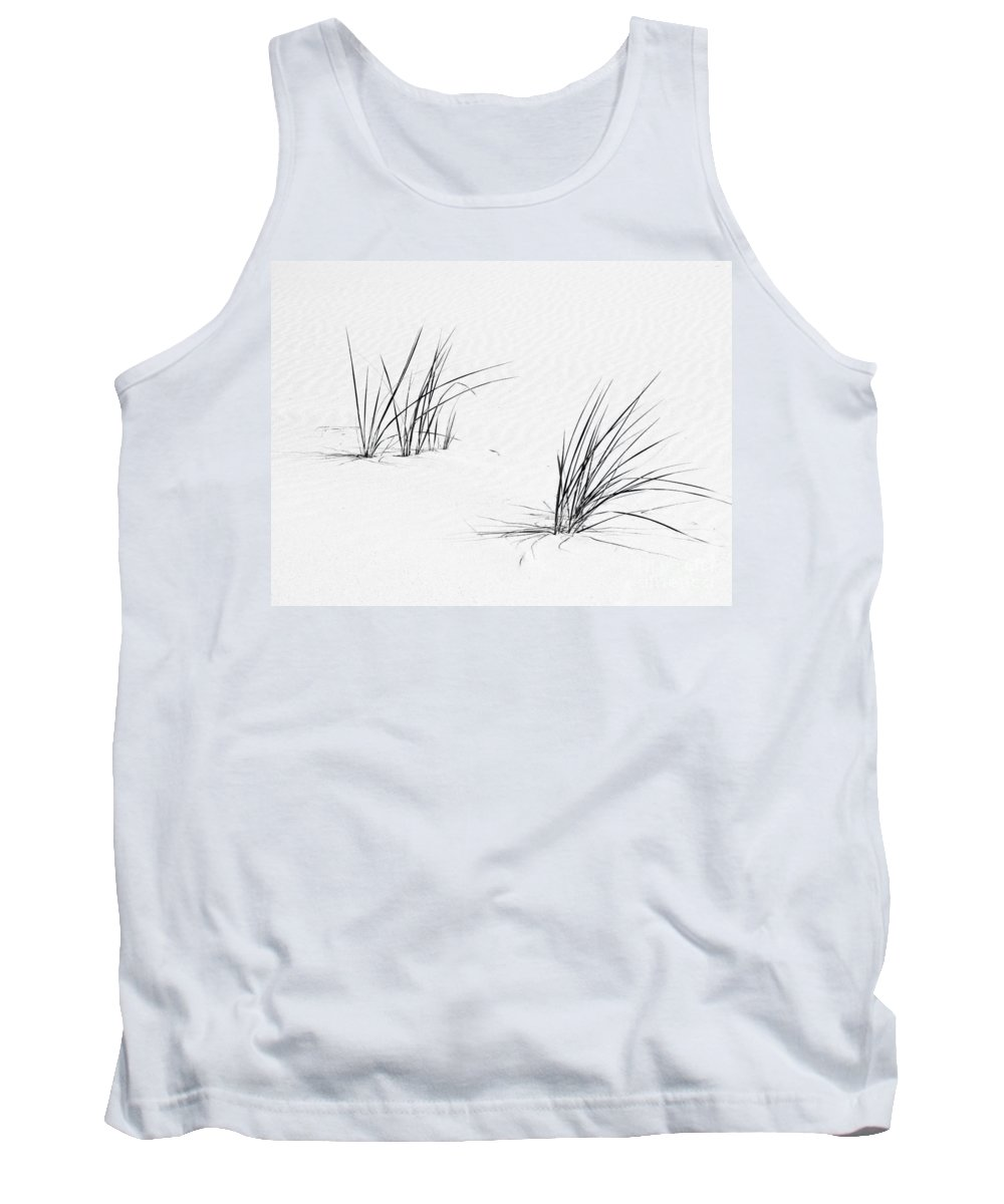 Dune Tank Top featuring the photograph Dune by Ann Horn