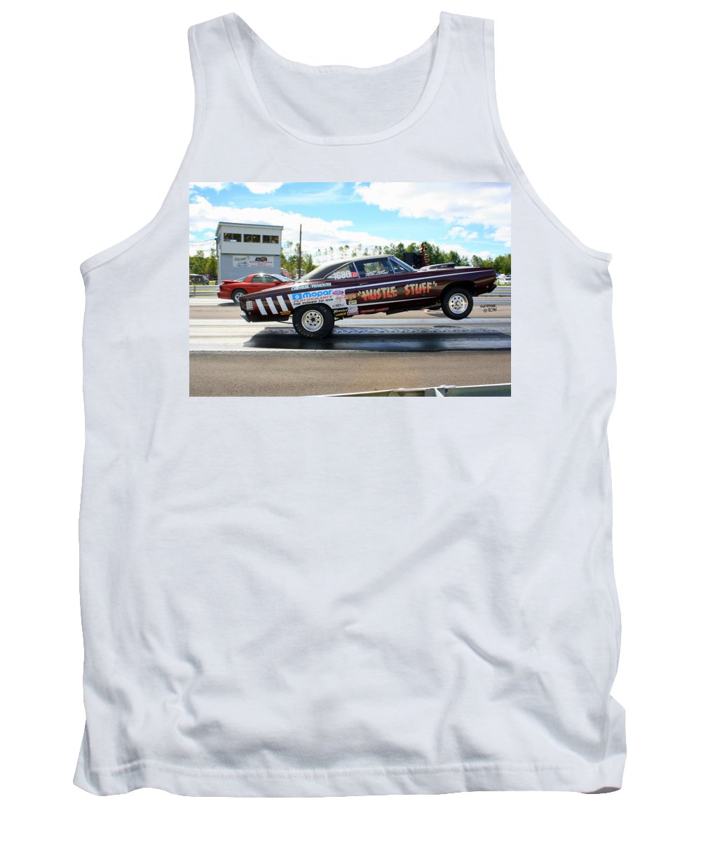 Esta Safety Park Tank Top featuring the photograph Esta Safety Park 09-14-14 by Vicki Hopper